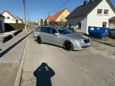 gebraucht Mercedes 320 Mercedes E Klasse W211 S211CDI