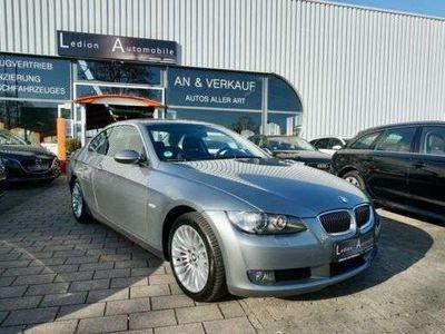 gebraucht BMW 325 325 Baureihe 3 Coupe i xDrive°6 Gang°
