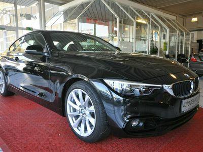 gebraucht BMW 440 i Coupe Aut. Sport Line+NAVI+LED+HEAD UP+SHZ+