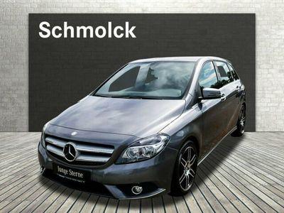 gebraucht Mercedes B180 SPORT-PAKET/PTS/SITZHEIZUNG/BECKER NAVI