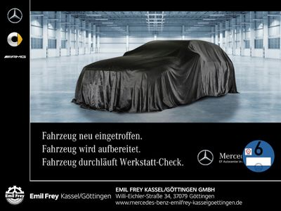 gebraucht Mercedes C220 d 9G Navi+LED+Park+Kam+Infotrain+Sitzhzg