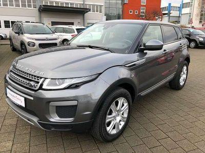 gebraucht Land Rover Range Rover evoque SE bei Gebrachtwagen.expert