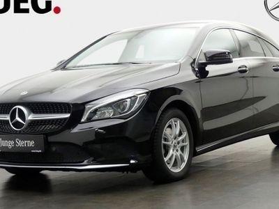 gebraucht Mercedes CLA200 Shooting Brake d Navi+PTS+LED+SHZ