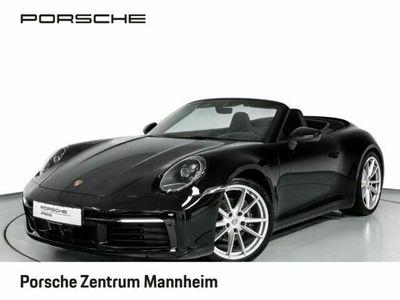gebraucht Porsche 992 Cabrio PDK BOSE LED Sportabgas 20/21''