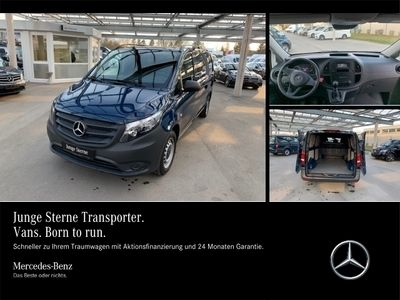 gebraucht Mercedes Vito 116 KASTEN KLIMA+TEMPOMAT+AUDIO10+3-SITZER