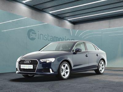 gebraucht Audi A3 A3Lim. Sport 30 TFSI PDC/Sitzh./Connectivity Pa