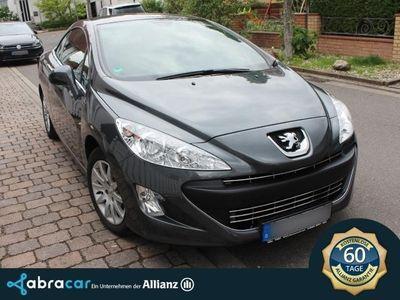 gebraucht Peugeot 308 CC Tendance 1.6 16V VTi*Sportsi.*SHZ*PDC*