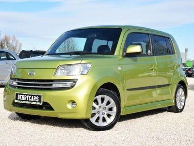 gebraucht Daihatsu Materia 1.5*TOUCHSCREEN*MEGA-OPTIK*TÜV*KAMERA