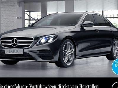 gebraucht Mercedes E200 AMG Sportpak COMAND ILS LED Kamera EDW PTS