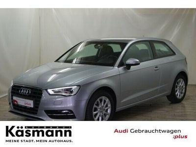 gebraucht Audi A3 Limousine Attraction 1.2 TFSI 81 kW (110 PS) 6-Gang