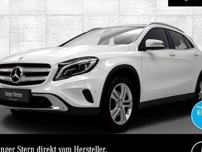 gebraucht Mercedes GLA250 4M Urban Offroad Pano Xenon Navi PTS Sitzh