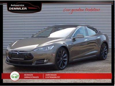 gebraucht Tesla Model S 70D,Luftfed.,Kaltw.,Hifi,Pano.,SuC frei