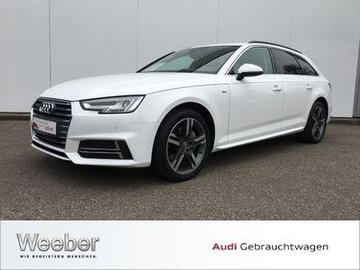 gebraucht Audi A4 Avant 2.0 TDI quattro S tronic sport S line S