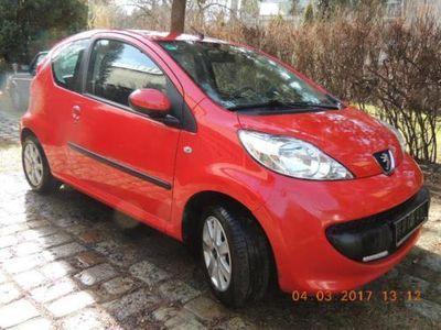 gebraucht Peugeot 107 klima, viel neu, motor 45tkm,...