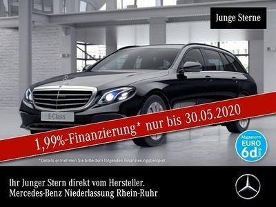 gebraucht Mercedes E200 Stdhzg Multibeam COMAND Kamera PTS Sitzh
