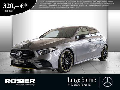 gebraucht Mercedes A250 Edition1 AMG Sport Abstandstemp. LED Navi