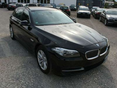 gebraucht BMW 518 d Touring*Automatik*NAVI*XEN*17 ZOLL*8 Fach*