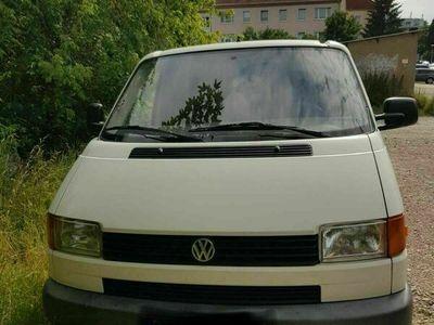 gebraucht VW T4 VW1.9 L TD LKW Zulassung Tüv 07/2022 F...