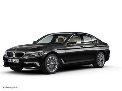 gebraucht BMW 530 d xDrive Luxury Line Navi Prof. AHK LED