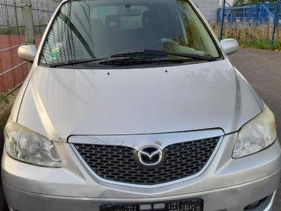 gebraucht Mazda MPV 2.0 TD Exclusive 7