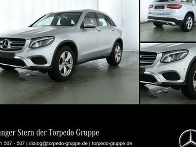 gebraucht Mercedes GLC250 4M EXCLUSIVE LED+AHK+PTS+SHZ+KLIMA+EASY-