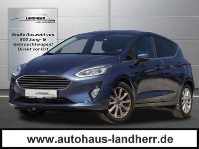 gebraucht Ford Fiesta TITANIUM X // LED/ACC/Kamera/ Parkassistent/B&O So