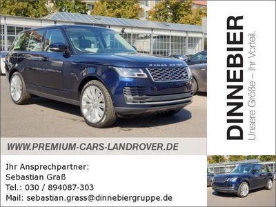 gebraucht Land Rover Range Rover RANGE ROVER D275 Vogue  Berlin Neuwagen, bei Autohaus Dinnebier GmbH