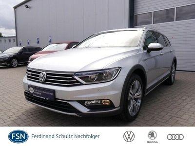 gebraucht VW Passat Alltrack Variant 2.0 TDI 4Motion DSG Navi
