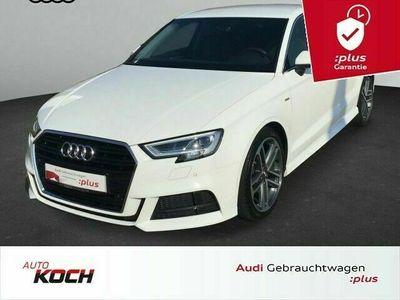gebraucht Audi A3 Limousine 35 TFSI Sport S-Line Ext., LED, Nav