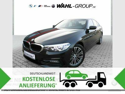 gebraucht BMW 520 d Sport Line Automatik | Navi LED