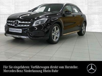 gebraucht Mercedes GLA250 AMG Line LED PARKASS. NAVI KEYLESS-GO