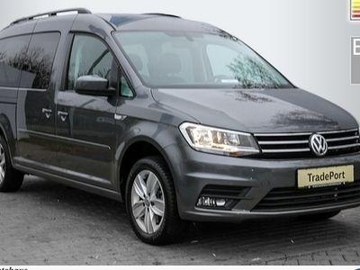 usado VW Caddy Maxi 1.4 TSI DSG Navi 7 Sitze GRA SHZ EU6