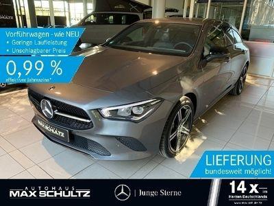 gebraucht Mercedes CLA200 d SB 8G-DCT*LED*AHK*PARKTRONIC*Navi*
