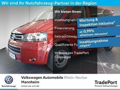 gebraucht VW Multivan T52.0 TDI Special Einparkhilfe Fahrradträger Tempom