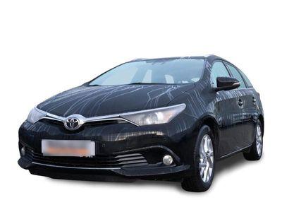 gebraucht Toyota Auris 1.2 Turbo Edition-S Touring Sports Klima