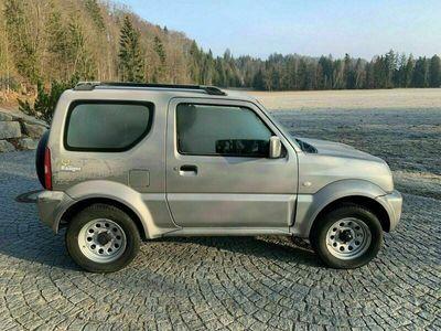 gebraucht Suzuki Jimny Ranger Comfort als in Wackersberg