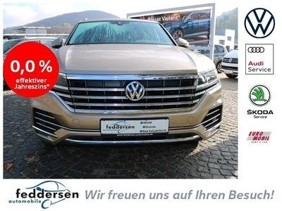 gebraucht VW Touareg 3.0 V6 TDI Atmosphere 4Motion Tiptronic KLIMA LED NAVI LEDER ALU