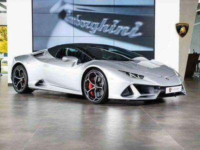 gebraucht Lamborghini Huracán EVO Spyder MY20 - Hamburg