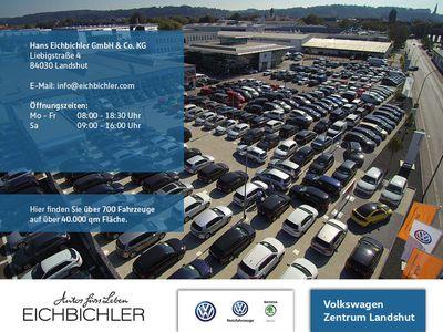 gebraucht VW Touran Highline 2.0 TDI DSG BMT Xenon Navi