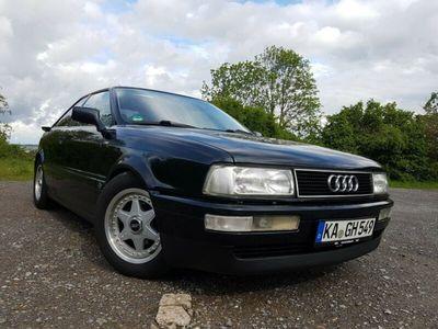 gebraucht Audi Coupé 2.3 E (B89), 166 Tkm, Euro2, Bj 1991