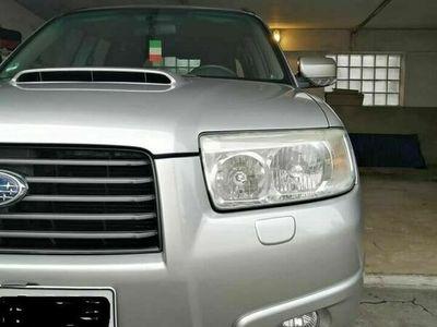 gebraucht Subaru Forester 2.5 l Turbo !