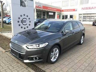 gebraucht Ford Mondeo Turnier 1.5 Eco Boost Aut. Titanium*LED*