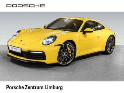 gebraucht Porsche 911 Carrera S 992 PCCB Burmester Sportfahrwerk