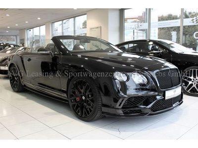 gebraucht Bentley Continental Supersports Cabrio 1/710 UVP320k
