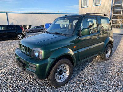 używany Suzuki Jimny Club 4x4 KLIMA