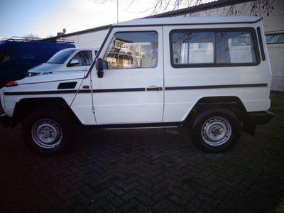 gebraucht Mercedes G230 (GE) Steyr-Puch 4x4 LKW Zlsg Automatick G