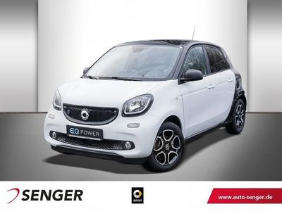 gebraucht Smart ForFour Electric Drive 60 kW