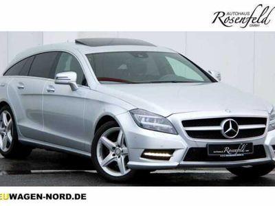 gebraucht Mercedes CLS250 Shooting Brake CLS 250 CDI Airmatic+Comand+AMG Syl