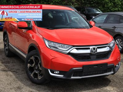 gebraucht Honda CR-V 1.5 VTEC Turbo Elegance LED Nav Kam in Kehl