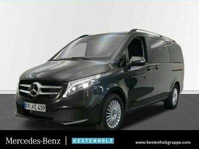 gebraucht Mercedes V250 d lang Edition Sportpak ILS LED AHK Kamera